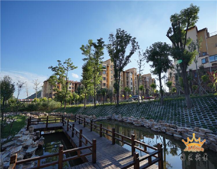 名爵滨河花园