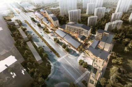 未来城天街